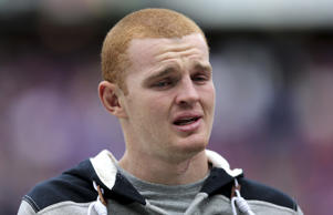 Paralysed former NRL player Alex McKinnon has told of his despair after breaking his neck during a match last year.