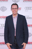 Subway spokesman Jared Fogle attends the premiere of Marvel's 'Avengers: Age Of Ultron' at Dolby Theatre on April 13, 2015 in Hollywood, California. Authorities searched the Indiana home of Subway sandwich chain pitchman Jared Fogle on Tuesday, about two months after the executive director of his foundation was arrested on federal child pornography charges, local media reported.