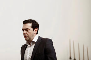 Greek Prime Minister Alexis Tsipras in Athens, Greece, July 6, 2015.