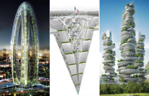 Future cities and next generation travel