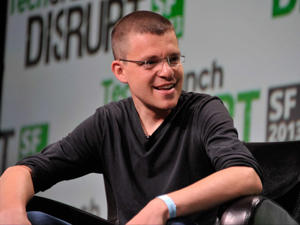 PayPal cofounder and CEO of Affirm, Inc. Max Levchin.