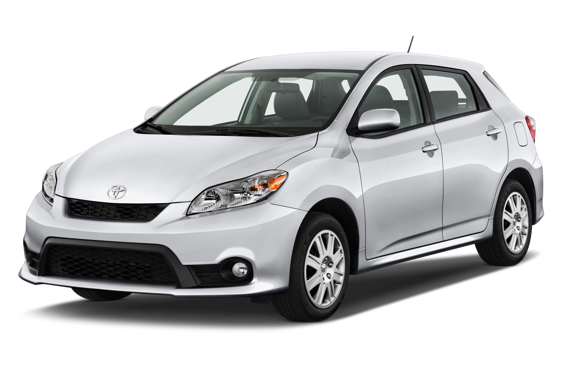 Slide 1 of 14: 2013 Toyota Matrix