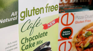 Some gluten-free foods are higher in fat, calories and sugar than their gluten-containing counterparts.