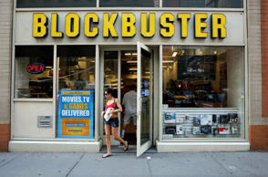 Blockbuster, USA