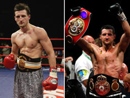 Boxing Legend Carl Froch announces retirement