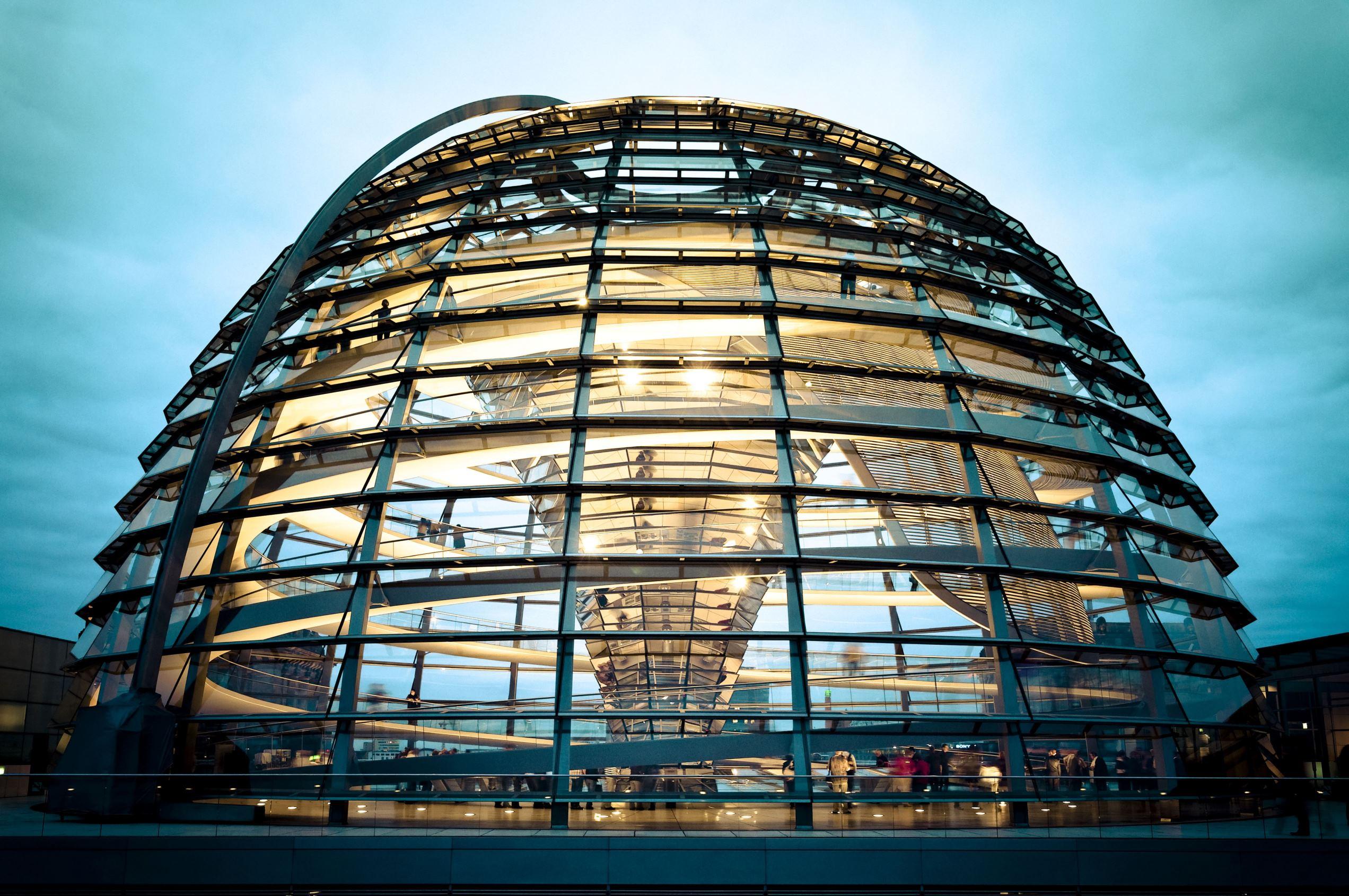 ガラスドーム 建物