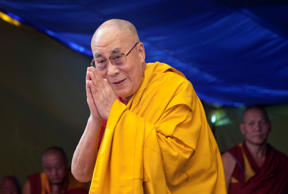 The 14th Dalai Lama at 80: a life in quotes