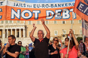 Greece On The Brink Of Financial Collapse
