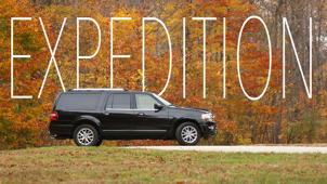 2015 Ford Expedition Quick Drive