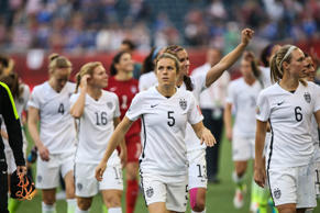 O'Hara and Lloyd book US place in Women's World Cup final
