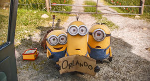 "Movie still from ""Minions"""