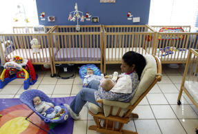 File photo of Carolina Child Development Center in Clayton, N.C.