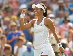 Heather Watson 'excited' to face Serena for first time