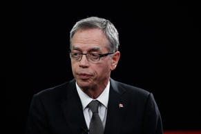 Le ministre canadien des Finances, Joe Oliver.