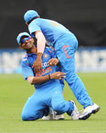Rahane and could-be India ODI captains