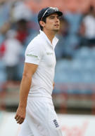 England's captain Cook faces ultimate challenge