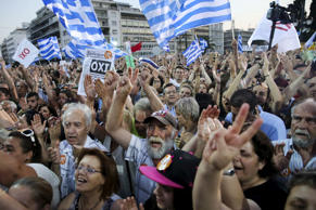 EU warns of Armageddon if Greek voters reject terms