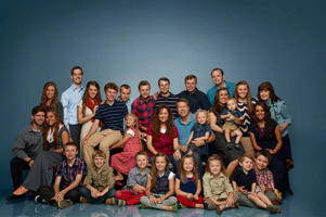 The Duggars from '19 and Counting'