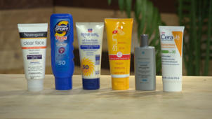 Top-rated Facial Sunscreens