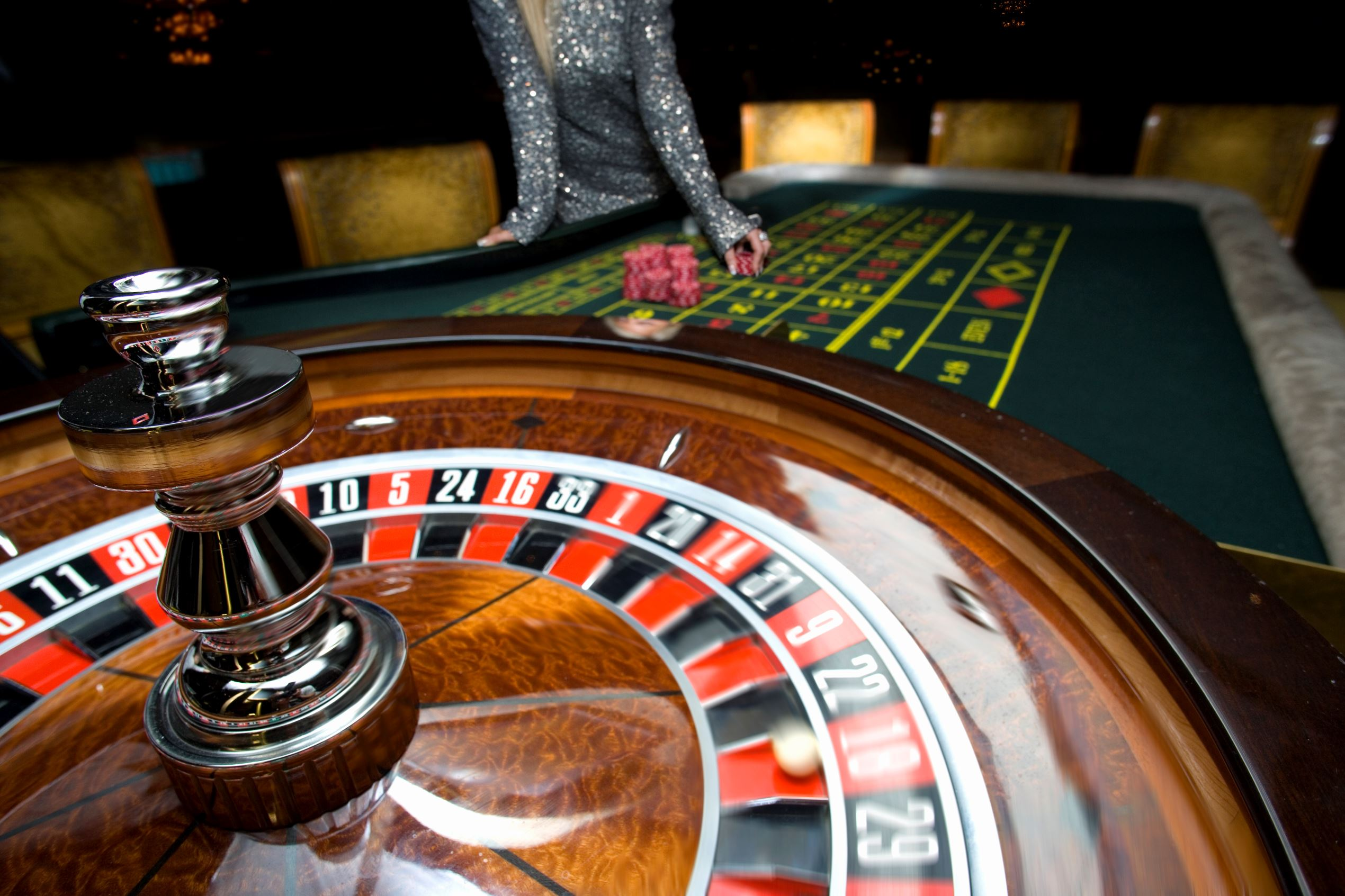 Casinos See 39 Percent Plunge In Gaming Win