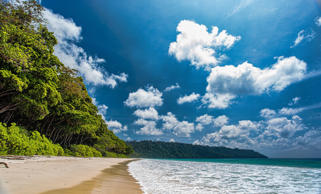 Beach number 7, Radhanagar, Havelock Island. Voted as the Best Beach of Asia by ...