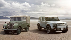 Land Rover Defender: since 1948: The Land Rover Defender is set to end production later this year. Join us as we trace its roots right back to 1948.