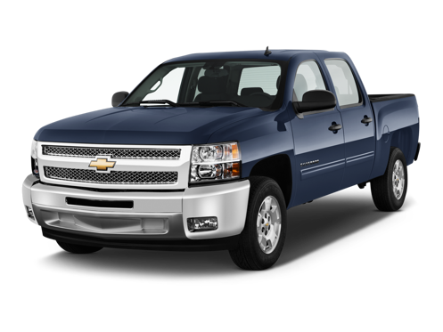 Slide 1 of 18: 2012 Chevrolet Silverado 1500
