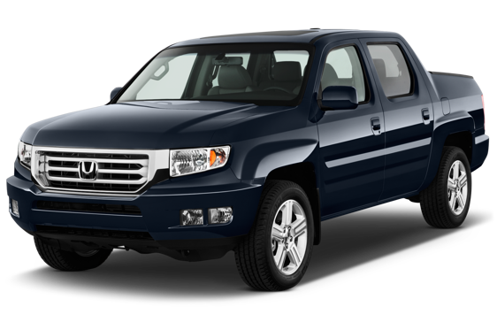 Slide 1 of 14: 2014 Honda Ridgeline