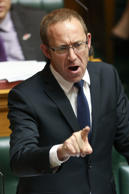 File photo of Andrew Little.