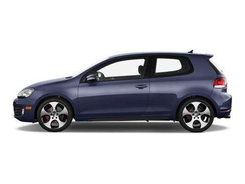 Slide 1 of 12: 2012 Volkswagen GTI