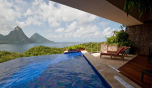 Jade Mountain Resort, St. Lucia.