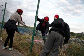 Send Army to halt Calais crisis, police chief says