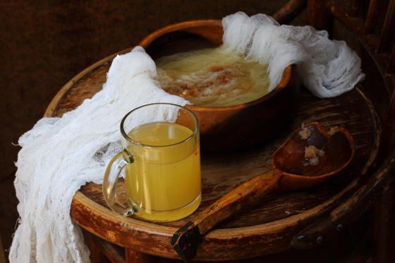 homemade kvass