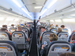 What is the biggest problem you face in air travel?