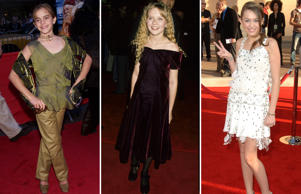 Child star to red carpet queen