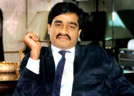 File: India's most wanted man, Dawood Ibrahim, poses for photos in this undated photo at an unknown location.