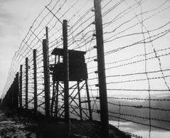 During the second world war, Alsace was annexed by Germany, and the Natzweiler-Struthof concentration camp was opened in 1941.