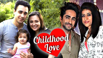 Bollywood Actors Who Married Their Childhood Love