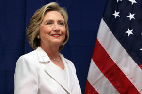 Former Secretary of State Hillary Clinton in San Juan, Puerto Rico, September 4, 2015.