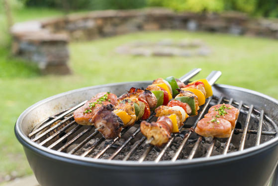 Διαφάνεια 1 από 24: Raise your BBQ IQ: Foods you didn't know you could grill