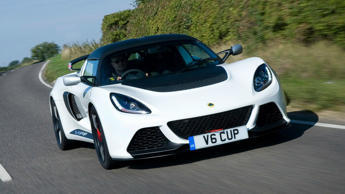 An Elise with a fixed roof, more noise and an even racier demeanour, the V6 Cup has a 3.5-litre 345hp supercharged V6, and the performance to blow away a Porsche 911 GT3.