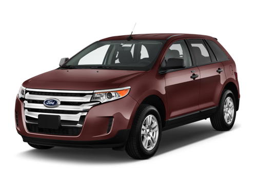 Slide 1 of 10: 2011 Ford Edge