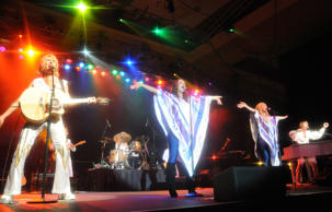 'ABBA The Concert' at the Eastside Cannery, Las Vegas, America - 13 May 2012