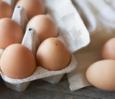 """The combo of protein and fat in eggs keeps you full and focused for hours,"" Cording says. ""And, at 70 calories a piece, eggs also offer instant portion control."" In a study from the Journal of the American College of Nutrition, those who ate eggs every morning for breakfast (compared to a bagel) ate fewer calories for lunch, the rest of the day, and the following 36 hours. Remember that the next time you're cramming a Pop-Tart in your mouth. 3 Better-for-You Breakfast Recipes >>>"