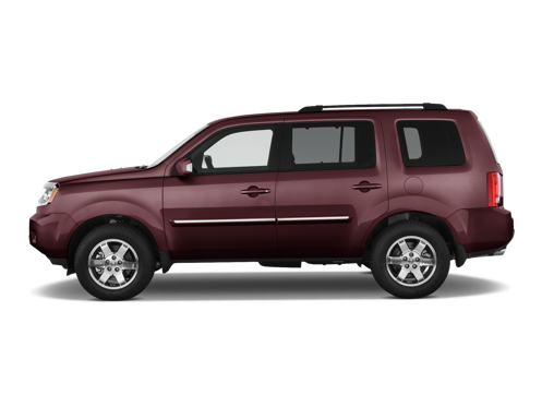 Slide 1 of 14: 2011 Honda Pilot