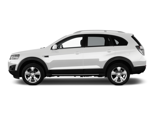 Slide 1 of 9: 2013 Chevrolet Captiva Sport