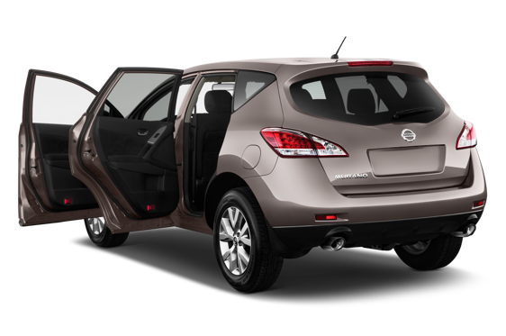 Slide 1 of 23: 2014 Nissan Murano