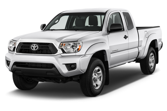 Slide 1 of 14: 2013 Toyota Tacoma