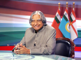 A. P. J. Abdul Kalam (October 15, 1931 - July 27, 2015)
