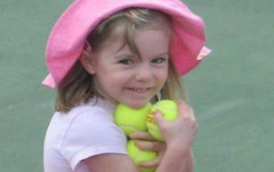 This undated file photo made available by the London Metropolitan Police shows missing British girl Madeleine McCann before she went missing from a Portuguese holiday complex.